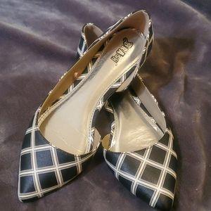 Brash women's flat shoes